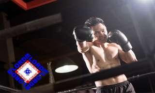 Muay Thai or Boxing Session at Elorde Boxing Gym Daang Hari, Las Pinas City, ₱ 245