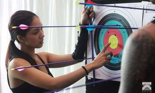 Archery Class at The Archery Academy San Juan, ₱ 300