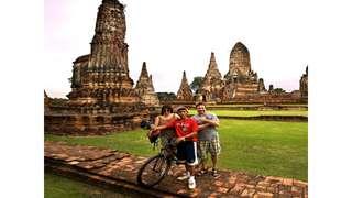 Historic Ayutthaya Bike Ride by SpiceRoads, RM 538