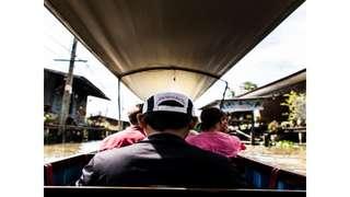 Damnoen Saduak Floating Market Bike and Boat by SpiceRoads, RM 538