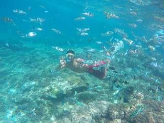 Snorkeling at Labuan Amuk Beach with BTR, ₱ 1,161.70