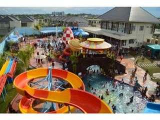 Citraland Waterpark Pekanbaru Tickets, Rp 21.000
