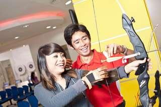 Stars Archery at Paradigm Mall, Johor Bahru Skudai, ₱ 158.50