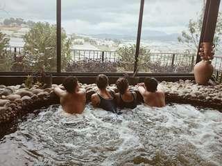 [FLASH SALE] D'lats - Xông hơi và tắm suối khoáng nóng Đà Lạt, VND 95.000