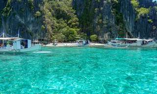 El Nido Tour A - 1 Day (w/ Free Pickup), ₱ 885