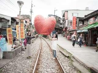 Pingxi Sky Lantern Experience & Old Street Walk Tour, ₱ 1,914.90