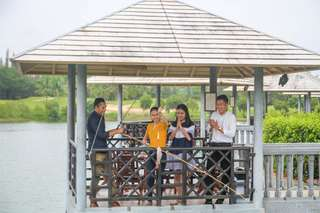 Vé câu lạc bộ câu cá Sea Links Phan Thiết, VND 150.000
