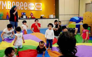 Gymboree Play & Music Admission Tickets - Publika, RM 16.20