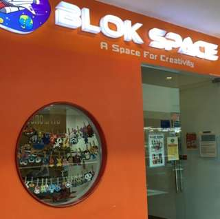 Blok Space Admission Tickets, THB 135.94