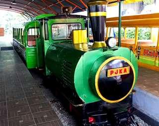 Kereta Api Mini TMII Tickets, Rp 18.800