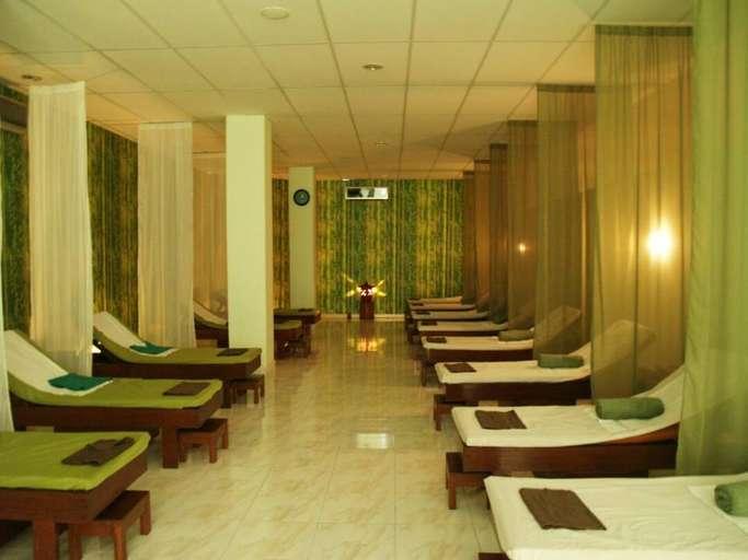 Mottomo Spa Reflexology Spa Treatments
