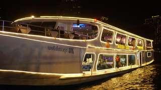 ล่องเรือดินเนอร์กับเมอริเดียนครูซ (Meridian Cruise), THB 599