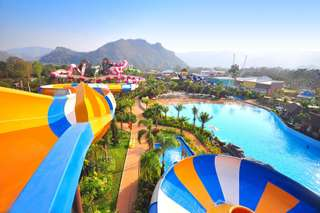 บัตรสวนน้ำสวนสนุกซีนิคอลเวิลด์ เขาใหญ่ (Scenical World Khao Yai), THB 599