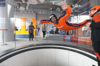 AirRider Indoor Skydiving Tickets, RM 78.40