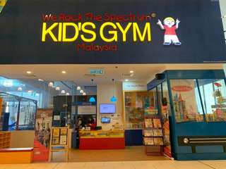 We Rock the Spectrum Kids Gym Admission Tickets - Melawati Mall, RM 38.70
