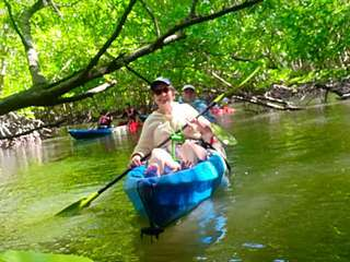 Krabi: Kayaking at Ao Thalane (by Sweet South Sea Group) - Afternoon Tour, THB 862.50