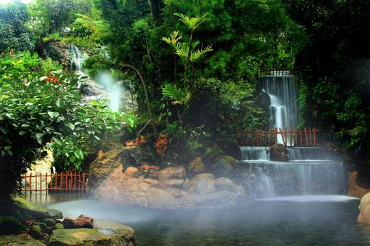 Taman Rekreasi Air Panas Alam Sari Ater Tickets