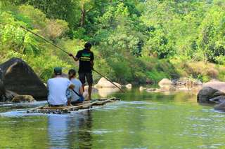 Khao Lak Rafting & Sea Turtle Conservation Center - Half-day Tour, THB 1,050