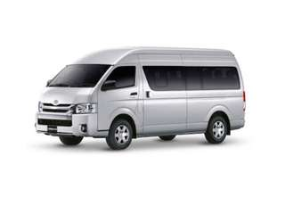 รถตู้รับส่งสนามบินภูเก็ต (HKT) – เขาหลัก (ไปรับหรือไปส่ง) โดย Green Andaman Travel, THB 1,100