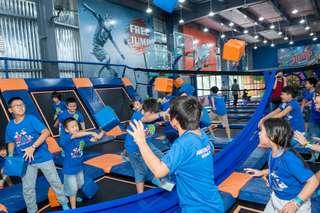 [FLASH SALE] Vé Jump Arena Him Lam quận 7