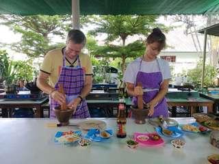 คลาสเรียนทำอาหารไทยที่ Classic Home Cooking เชียงใหม่, THB 1,015
