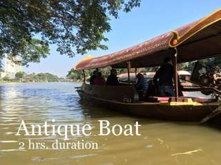 Mae Ping River Cruise Tickets, THB 550