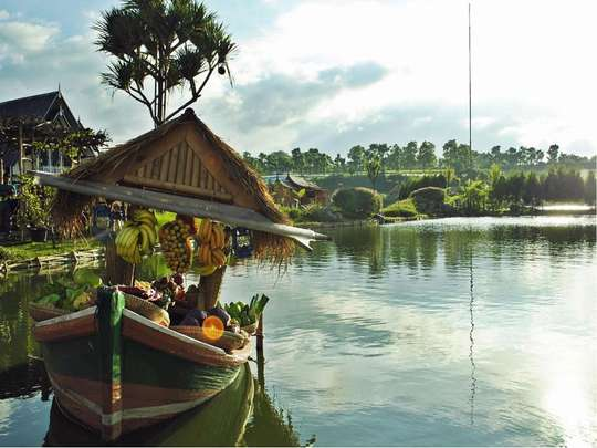 Floating Market Lembang Tickets