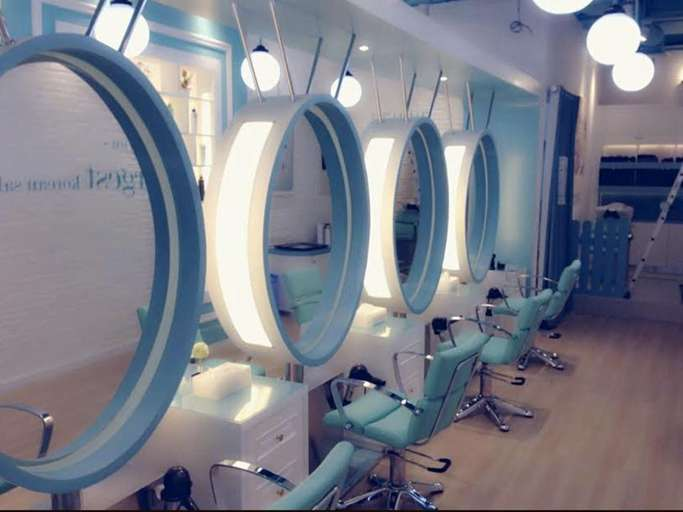 Ando Yun Korean Salon Kelapa Gading Hair Treatments Exclusive Deal