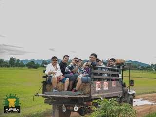 Kanchanaburi: Nong Khao Thai Village - Half-day Tour, THB 3,480