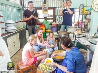 Kanchanaburi: Thai Sweet Home Culinary Tour - Half-day Tour, THB 4,170