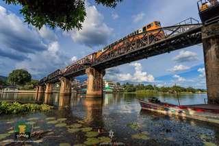 Kanchanaburi: City Tour - Morning/3-Hour Tour, THB 1,850