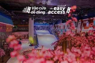[FLASH SALE] Vé Snow Town Sài Gòn vào cửa dễ dàng, VND 160.000