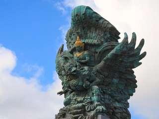 Tiket Taman Budaya Garuda Wisnu Kencana (GWK), Rp 64.300