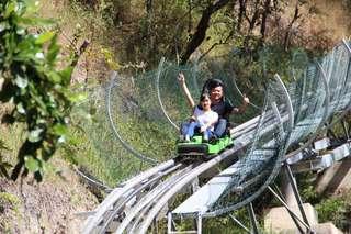 Xe trượt New Alpine Coaster Datanla tại Đà Lạt, VND 170.000