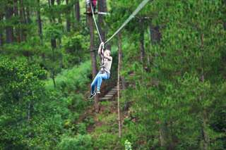 Datanla High Rope Course in Da Lat, VND 350.000