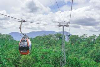 [SALE 10%] Robin Hill Cable Car Tickets, VND 90.000