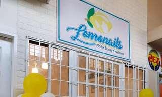 Lemonails Lash Lift and Brow Waxing , ₱ 550