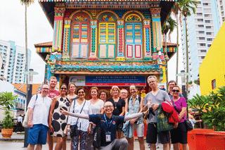 Walking Tour at Little India Singapore, ₱ 928.50