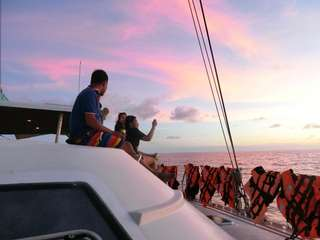Coral Island by Catamaran Yacht - Half-day Sunset Program (by We Love Andaman), THB 2,400