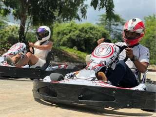 Go Kart Bali, THB 399.50
