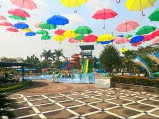 Tiket Water Joy Waterpark, Rp 17.500