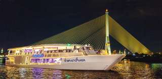 Chao Phraya Princess Dinner Cruise Tickets, RM 93.40