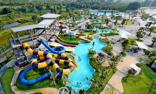 Black Mountain Water Park Tickets, THB 150