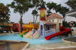 Tiket Venetian Water Carnaval, Rp 32.000