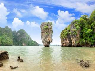 Krabi: James Bond Island and Sightseeing - 8.5-hour Tour (by Vacation Village), THB 990