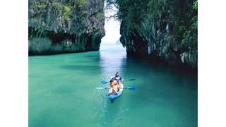 Krabi: Thalane Bay Kayaking - 8-hour Tour (by Vacation Village), THB 920