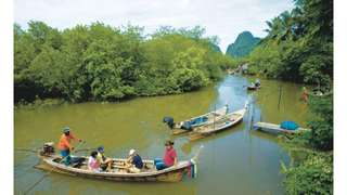 Krabi: Thalane Bay Kayaking - 3.5-hour Tour (by Vacation Village), THB 550