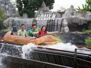 Dunia Fantasi (Dufan) Ancol Tickets - Easy Access, Rp 155.000