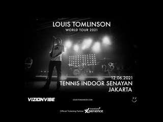 Louis Tomlinson Live in Jakarta Tickets, RM 238.61