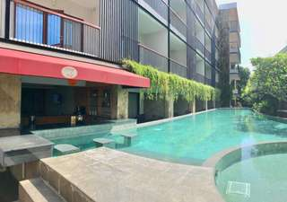 Pool Package at Quest Hotel Kuta, THB 96.11